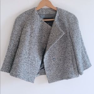 *NEW* Banana Republic Wool Tweed Day Jacket